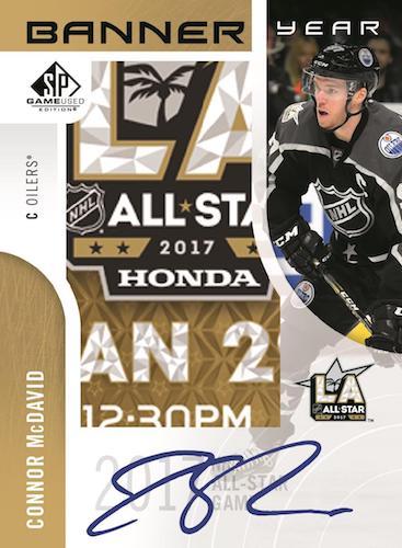 864f6299a 2017-18 Upper Deck SP Game Used Hockey - Sports Card Radio