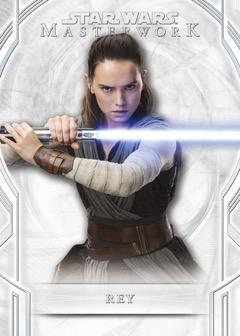 2018 Star Wars Masterwork History of the Jedi Insert Card #HJ-6 Anakin Skywalker