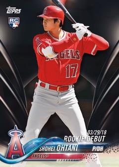 2018 Topps Update Baseball Checklist Sports Card Radio