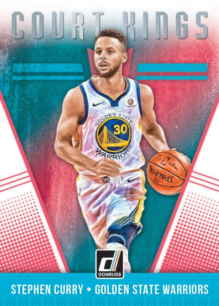 a004367c28cc 2018 19 Panini Donruss Basketball Checklist - Sports Card Radio